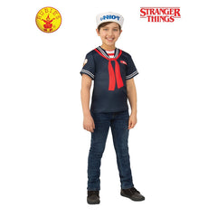 Steve Scoops Ahoy Stranger Things Costume-Child