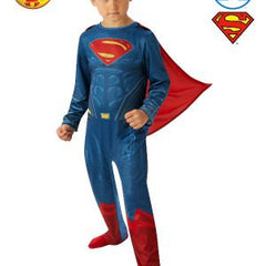 Superman Classic Costume-Child