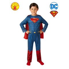 Superman Classic Costume - Child 9-10 years