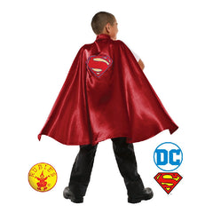 Superman Deluxe Cape - Boys