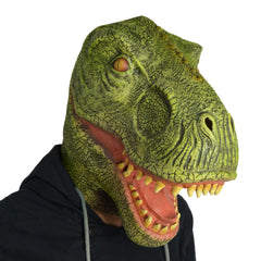Dinosaur Full Head Mask