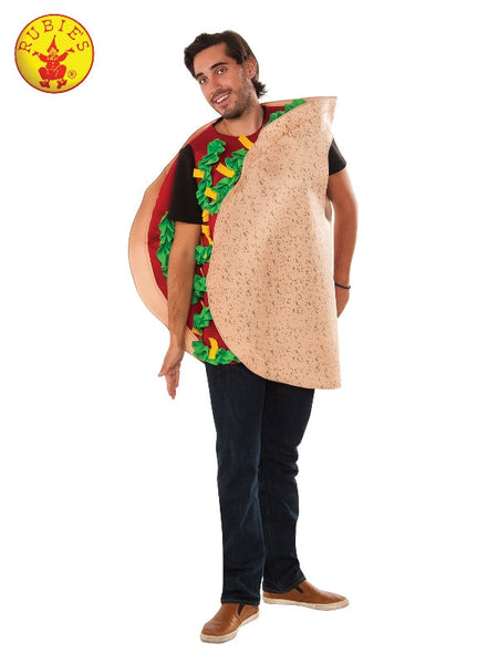 Fiesta Taco Costume - Adult