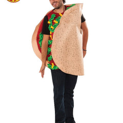 Fiesta Taco Costume-Adult