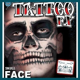 Tattoos - Day of the Dead