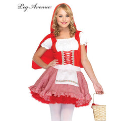 Lil Miss Red Riding Hood - Girls Teen