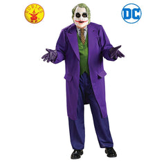 The Joker Deluxe Costume - Plus