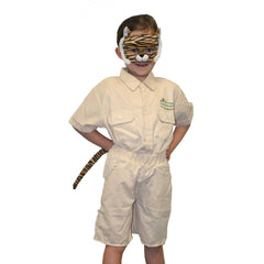 Deluxe Animal Set - Tiger Mask and Tail