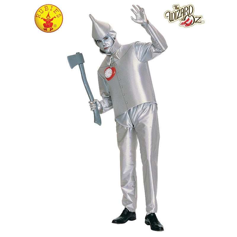TIN MAN DELUXE COSTUME ADULT