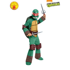 TMNT Raphael Deluxe Costume-Child