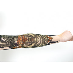 Tiger Tattoo Sleeve