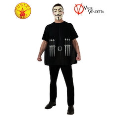 V for Vendetta Classic Adult Costume
