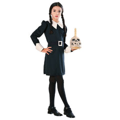 Wednesday Addams Costume - Child