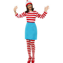 Where is Wally-Wenda Costume