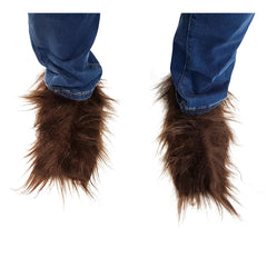 Werewolf Hairy Shoe Covers