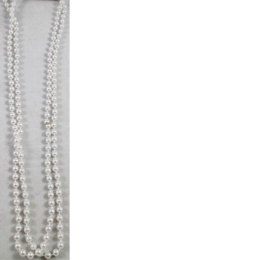 1920s Pearl Bead Necklace