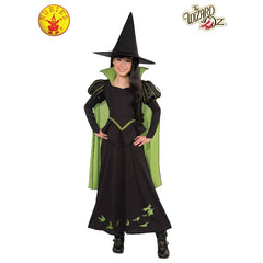 Wicked Witch of the West Deluxe Costume -Child