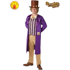 Willy Wonka Deluxe Costume - Adult