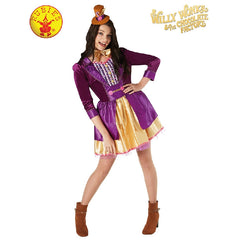 Willy Wonka Ladies Deluxe Costume - Adult