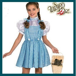 Wizard of Oz Book Week Costumes