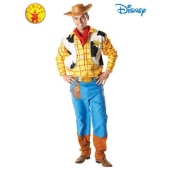 Woody Deluxe Costume - Adult Toy Story