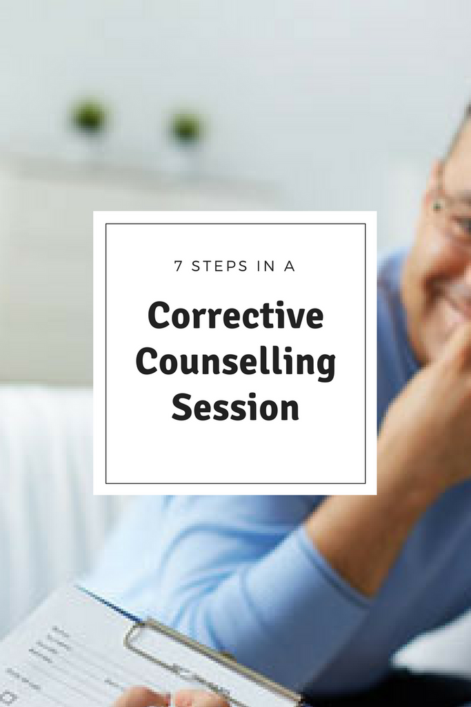 Corrective Counselling - the Forgotten First Step in Corrective & Progressive Discipline