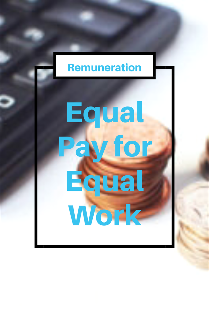 Equal Pay for Equal Work: the EEA requirements simplified