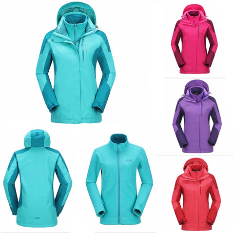 High Experience Women's Ski Jackets