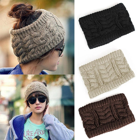 Winter Wool Sports and Leisure Women's Beanies