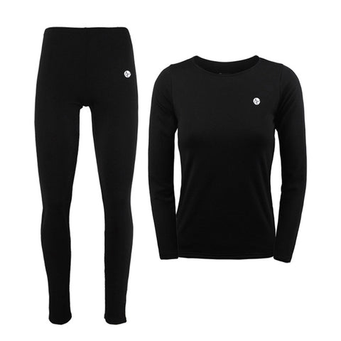 Women's Thermal Underwear / Long Johns Ski Jacket and Pants