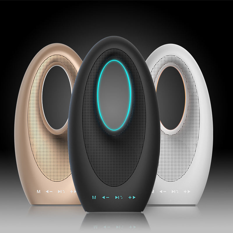 Cool Speaker wireless bluetooth speaker with intelligent touch control and cool