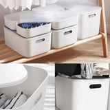 Stackable Simple Storage Container Organiser - C