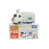 Takara Tomy Tomica Disney Motors Jewelry Way Lulu Trunk Frozen 2 Olaf