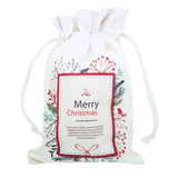 Merry Christmas Canvas Pouch 2