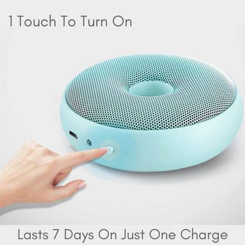 Donut USB Mini Portable Air Purifier