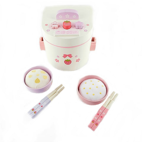 Mother Garden Wooden Rice Cooker Set