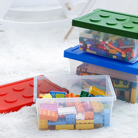 Bricks Toy Organiser Storage Box -Large