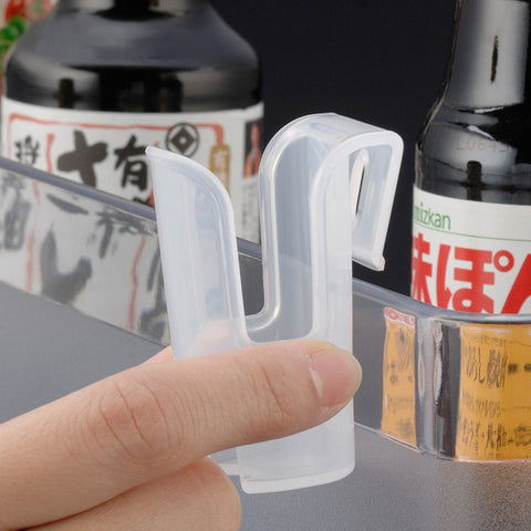 Japan Inomata Refrigerator Tube Holder - 3pc Set