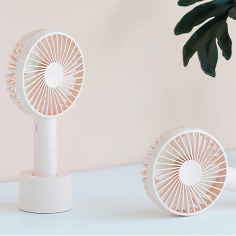 Solove N-9 Portable & Table Fan (Multicolor)
