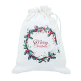 Merry Christmas Canvas Pouch