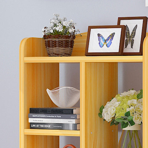 Multi-Purpose Wooden Book Shelf - Design B(4 colors)