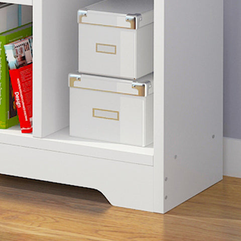 Multi-Purpose Wooden Book Shelf - Design A(3 Colors)