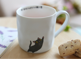 Jumping Cat Cup