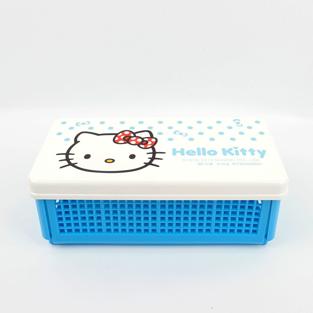 Hello Kitty Foldable Storage Box