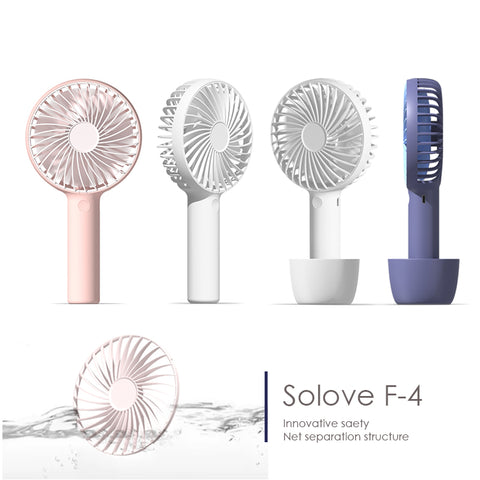Solove F-4 Portable & Table Fan