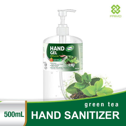 PRIMO Gel Hand Sanitizer - 500ML