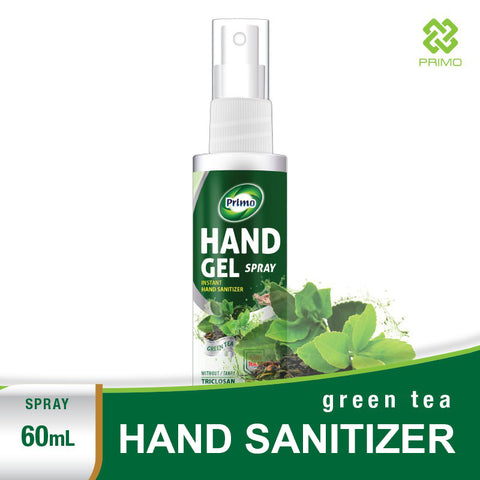 PRIMO Hand Gel Spray Sanitizer - 60ml*3