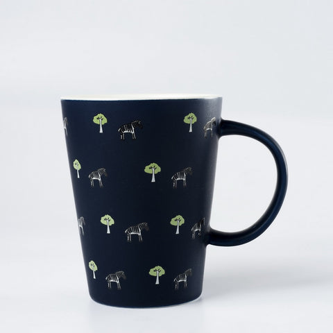 Zebras & Trees Cup