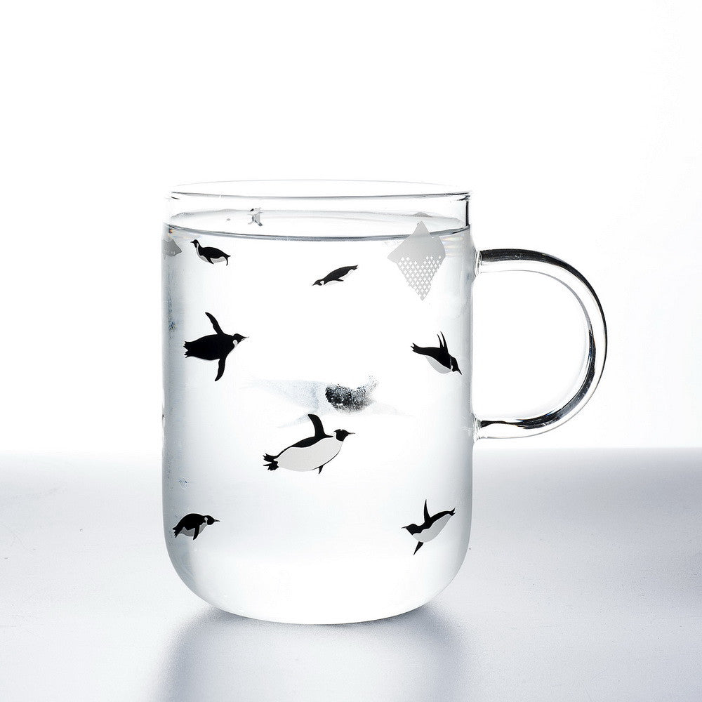 Swimming Penguin Cup