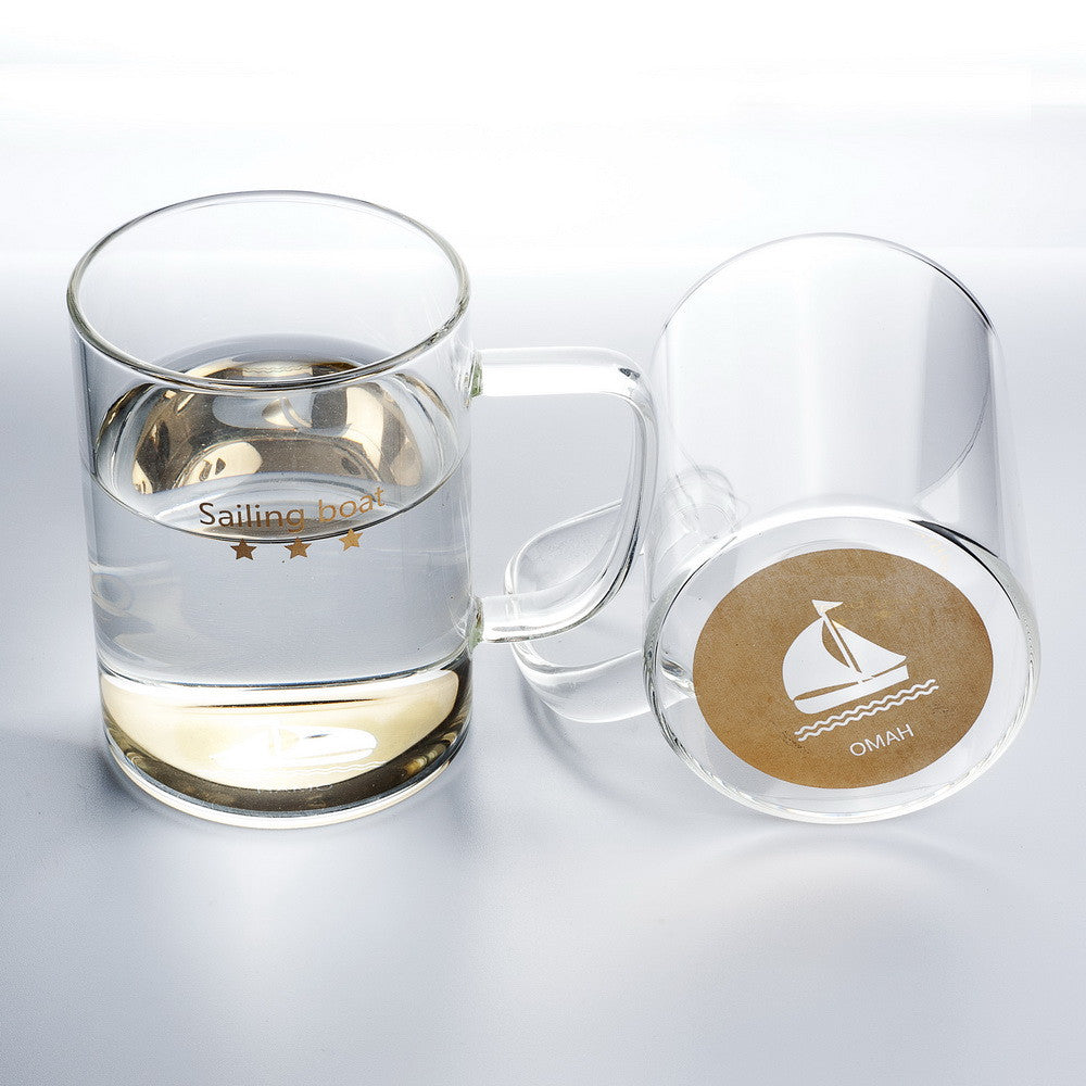 Sailing Boat Cup