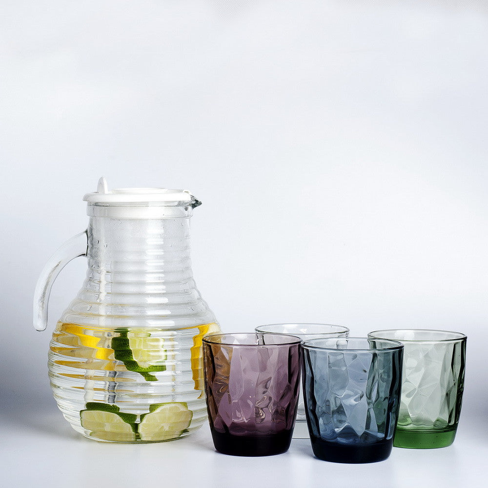 Stripe Jug Set